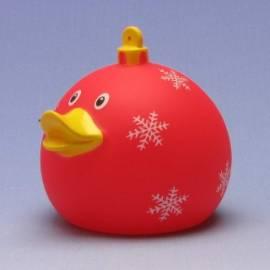 Paperella di gomma ornamento di Natale - Bild vergrößern
