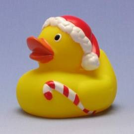 Paperella di gomma Natale - Bild vergrößern