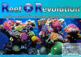 Reef Revolution Premium Meersalz 20 kg Karton