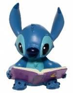 Stitch Book - Showcase Enesco Figurine