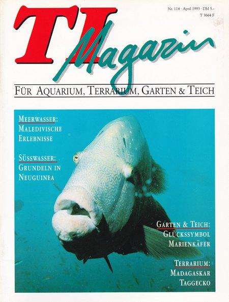 TI-Magazin/Aquaristik-Fachmagazin, Ausgabe 114
