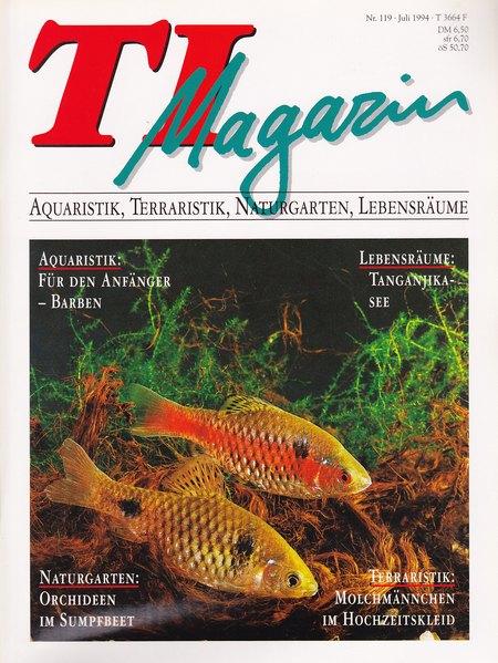 TI-Magazin/Aquaristik-Fachmagazin, Ausgabe 119
