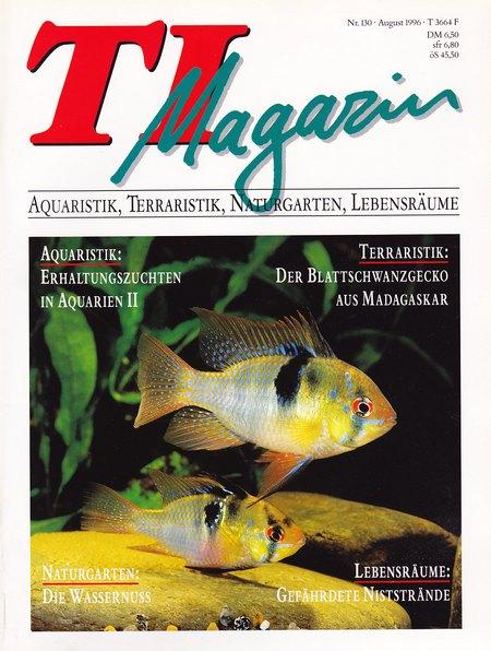 TI-Magazin/Aquaristik-Fachmagazin, Ausgabe 130
