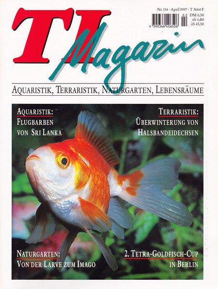 TI-Magazin/Aquaristik-Fachmagazin, Ausgabe 134