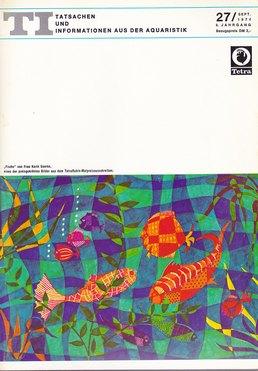 TI-Magazin/Aquaristik-Fachmagazin, Ausgabe 27