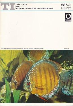 TI-Magazin/Aquaristik-Fachmagazin, Ausgabe 28