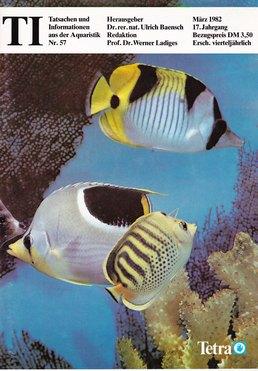 TI-Magazin/Aquaristik-Fachmagazin, Ausgabe 57