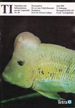 TI-Magazin/Aquaristik-Fachmagazin, Ausgabe 58
