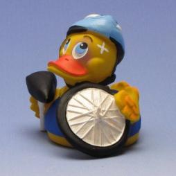 Biker Duck