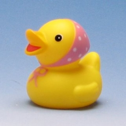 Paperella di gomma rosa Foulard