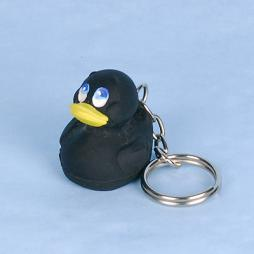 Mini Black Duck Key Ring