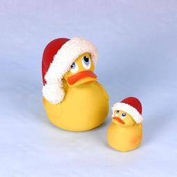 Santa Duck mini