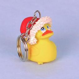 Santa Claus Key Ring