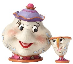 A Mother's Love Mrs. Potts und Chip - Traditions Enesco Figurine