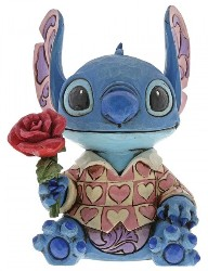Stitch Clueless Casanova - Traditions Enesco Figurine