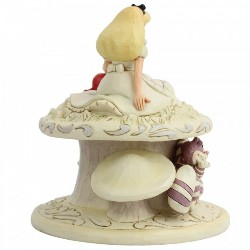 Alice im Wunderland Whimsy and Wonder - Traditions Enesco Figurine