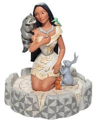 Pocahontas - Traditions Enesco Figurine