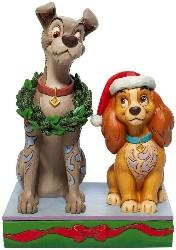 Susi und Strolch - Traditions Enesco Figurine