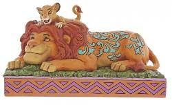 Simba und Mufasa - Traditions Enesco Figurine