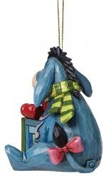 Eeyore Weihnachts Ornament - Traditions Enesco Figurine